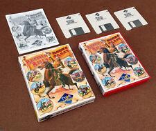 Buffalo Bill's Wild West Rodeo Games (Tynesoft, 1989) - Atari ST