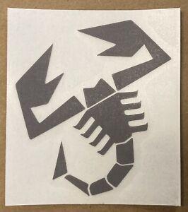 Abarth Scorpion Sticker