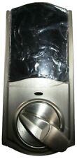 Kwikset 98880-004 SmartCode 888 Touchpad Electronic Deadbolt Door Lock - Satin Nickel