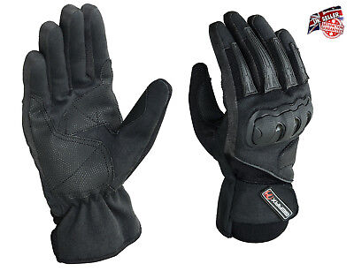 Aero Motorcycle Gloves Summer Motorbike Motocross Mx Knuckle Protective Mittens