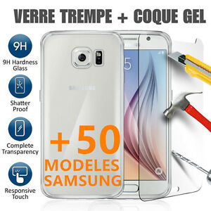 COQUE-HOUSSE-GEL-SAMSUNG-GALAXY-S5-S6-A5-A8-J3-J5-Prime-FILM-VITRE-VERRE-TREMPE