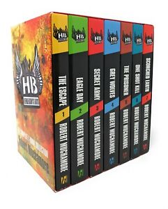 Robert-Muchamore-Hendersons-Boys-Set-7-Books-Box-Set-Collection-Scorched-Earth