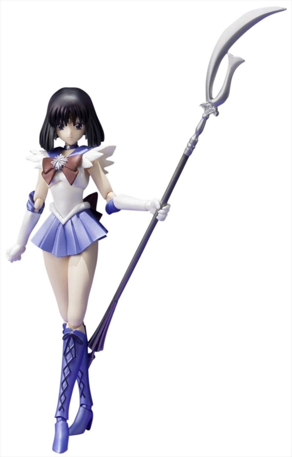 Bandai Tamashii Nations de S.H. Figuarts Sailor Saturn Sailor Moon Figura De Acción