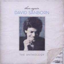 Then Again-The Anthology von David Sanborn (2012), Neuware, 2 CD Set