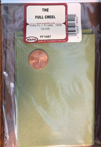 Wapsi Fin MOUSSE pêche à la mouche tying material un paquet