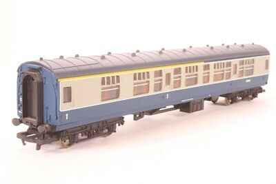 Attivo Hornby R4110a Br Mk1 Composite Coach Western Region Blue/grey New! Alleviare Reumatismi E Freddo