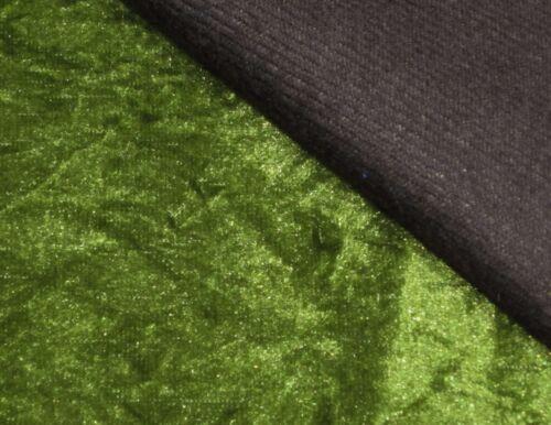 Mn111a Citron Vert Velours Style Coussin Housse//taie d/'oreiller Taille personnalisée *