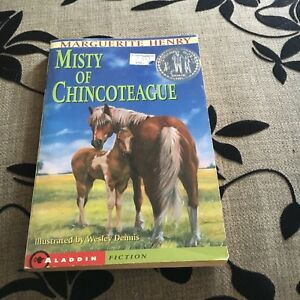 MARGUERITE-HENRY-MISTY-OF-CHINCOTEAGUE-0689714920