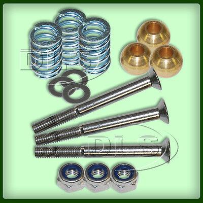 LAND ROVER SERIES 2/3 - Stainless Steel Door Hinge Pin Kit (DA1145)
