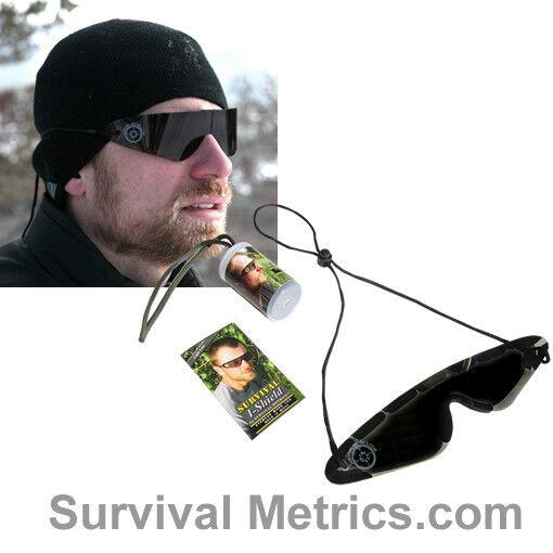 Survival i-Shield (tm) by Survival Metrics - Dark Lens