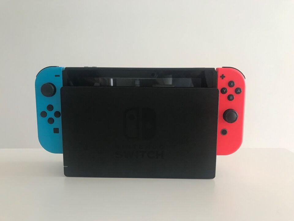 Nintendo Switch, NINTENDO SWITCH, Perfekt