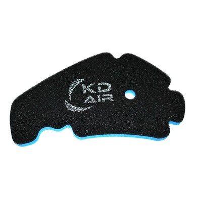 KD AIR  Luftfilter  passend für Piaggio XEvo 125 Piaggio XEvo 125 Sport