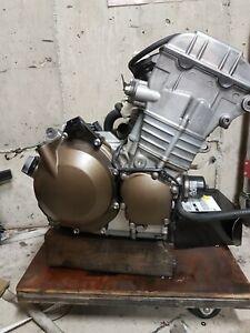 2003 2004 03 04 Kawasaki Ninja ZX-6R 636 Engine motor ...