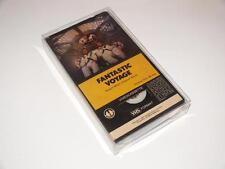VHS Video ~ Fantastic Voyage ~ Raquel Welch ~ Pre-Cert ~ Magnetic Video U.K.