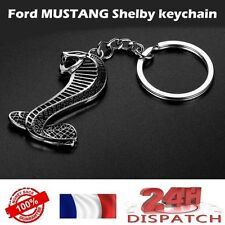 Porte cle MUSTANG SHELBY GT FORD Cobra keychain keyringPorte cle MUSTANG SHELBY