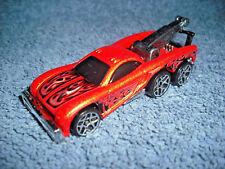 Hot Wheels 2002 Tow Jam Truck 128 BLACK Mattel