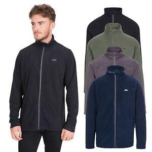 Trespass-Tadwick-Mens-Fleece-Jacket-Full-Zip-Cardigan