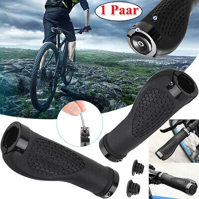 1 Paar Fahrrad Lenkergriffe Ergonomisch Fahrrad-Griffe e-Bike MTB Gummigriffe B