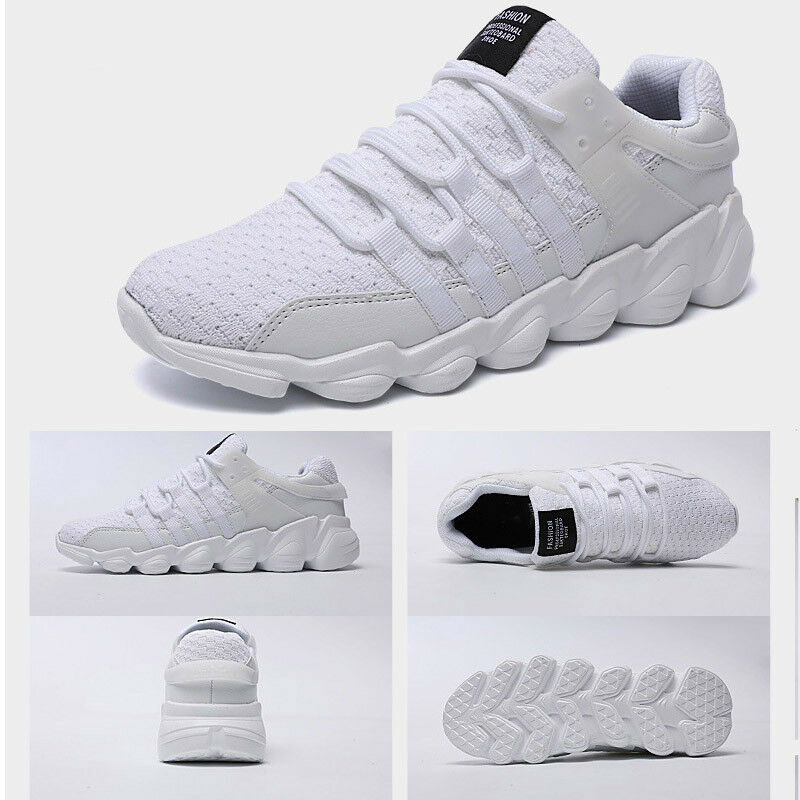 Men's Athletic Sports Shoes Outdoor Running Trainers Sports Athletic Casual Sneakers Breathable 6528ee