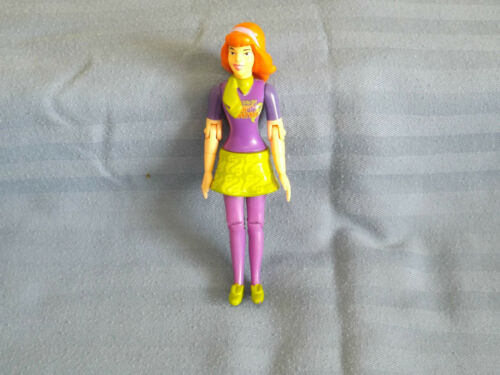 SCOOBY DOO CHARACTER FIGURE POSEABLE VARIOUS FIGURES AVAILABLE FREE UK POSTAGE