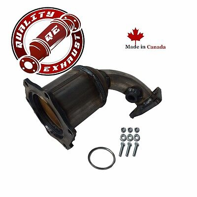 All three Catalytic  Converters for  2002-2003  Nissan Maxima  3.5L Direct Fit