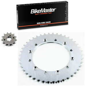 JT-520-O-Ring-Chain-13-43-T-Sprocket-Kit-70-3105-For-Kawasaki-KDX200-KX250