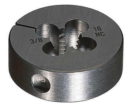 4-40 UNC Cle-Line C65048 Carbon Steel Round Adjustable Die