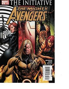 Mighty-Avengers-3-signed-by-Frank-Cho-NM