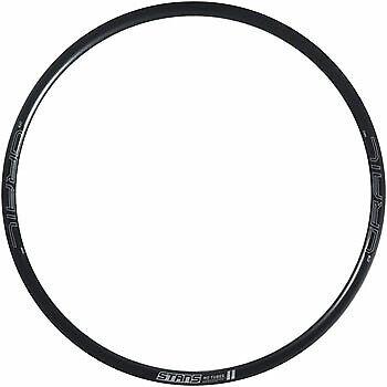 "Stan/'s No Tubes Crest MK3 Rim 26/"" Disc Black 28H MTB Mountain Bike cycling New"