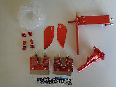 Proboat Rockstar Dual outlet rudder kit PB160K
