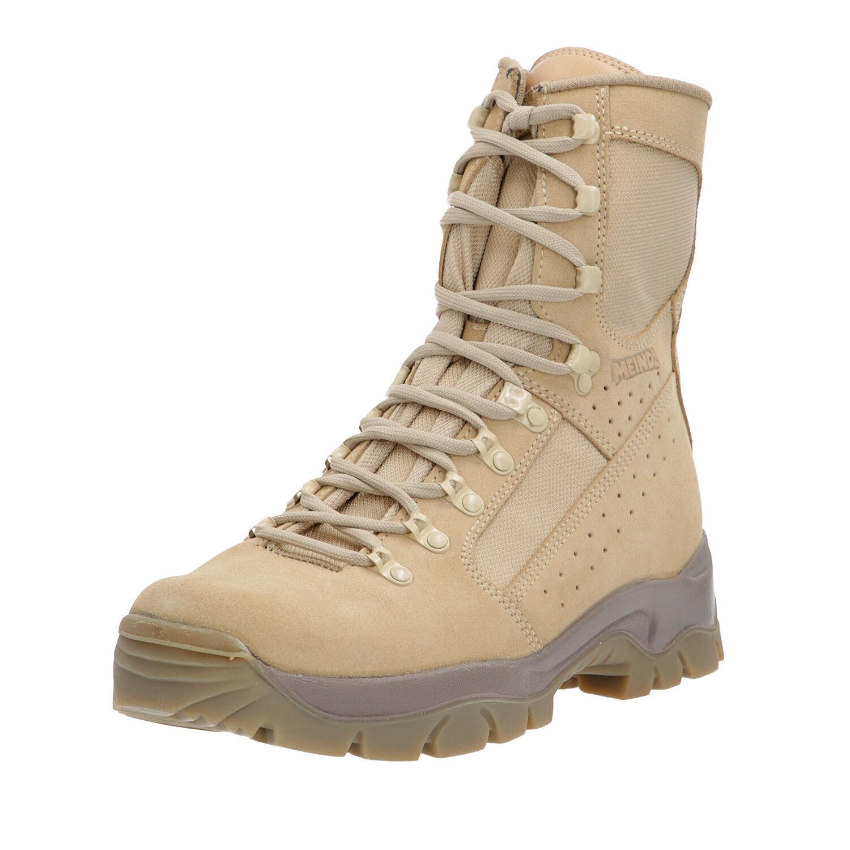 Meindl Desert Fox Pro  Wüstenstiefel Kampfstiefel Outdoor Safari Stiefel Stiefel Stiefel UK 3.5-15 4e8b77