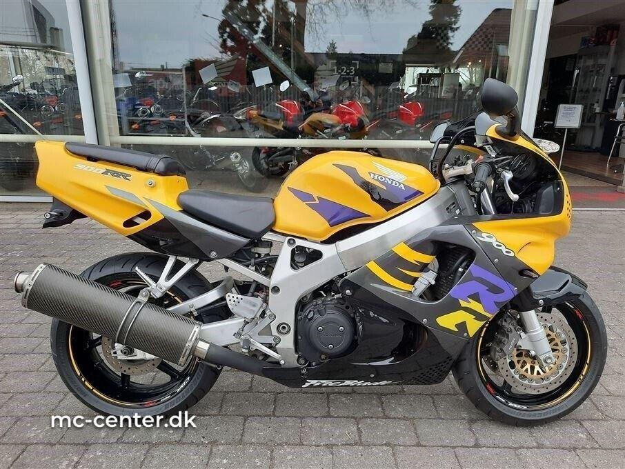 Honda, CBR 900 RR Fireblade, ccm 900