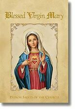 Patron Saints of the Church: Blessed Virgin Mary NEW SKU RC856
