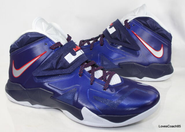 Best Cheap Nike Zoom Soldier 7 Lebron James Cheap sale Deep Roya