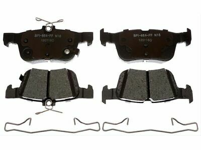 Fits 2013-2016 Ford Escape Brake Pad Set Front Raybestos 17317NX 2014 2015 AWD