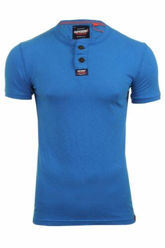 Superdry /'Homestead/' Short Sleeved Grandad T-Shirt