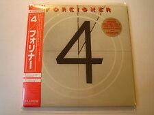 FOREIGNER 4   Japan mini LP CD