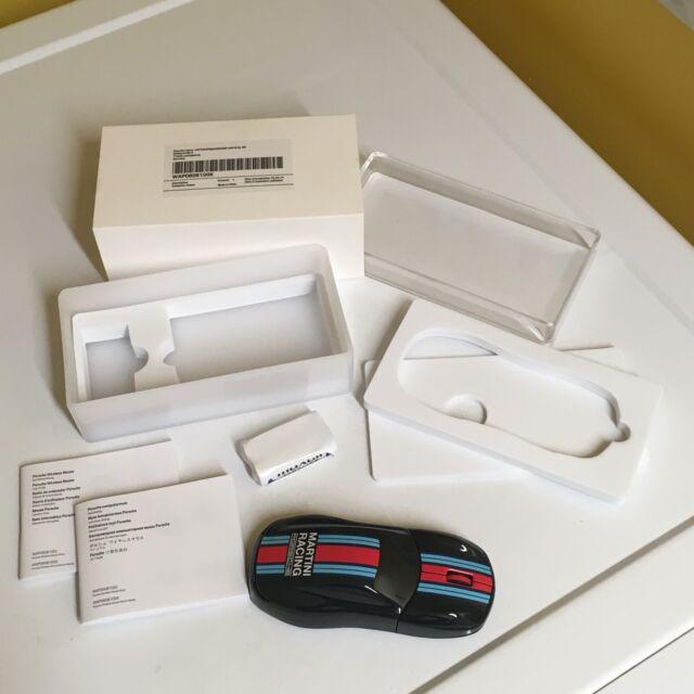 Martini Racing Porsche Driver/'s Selection Wireless Computer Mouse