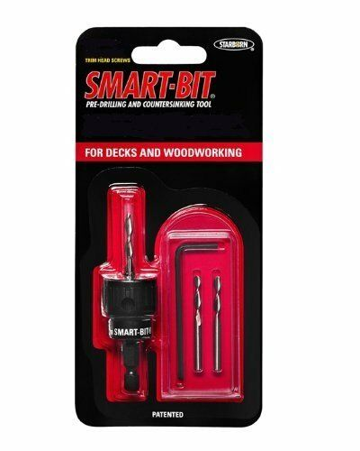 Starborn Smart-bit Pre-drilling and countersinking tool #10
