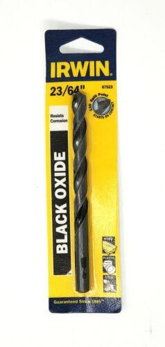 Irwin® Black Oxide 135° Split Point Drill Bit