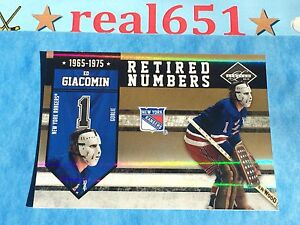 2010-Limited-Gold-10-ED-GIACOMIN-Refractor-24-039-65-039-75-Rangers-HOF-Goalie-SSP