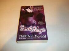 Dark Magic by Cheyenne McCray PB new
