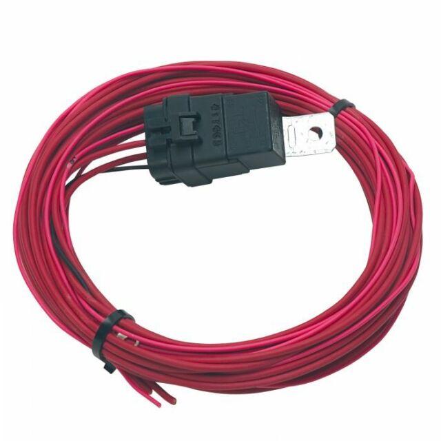 Edelbrock Universal Fuel Pump Relay Kit 30 - Amp  1795