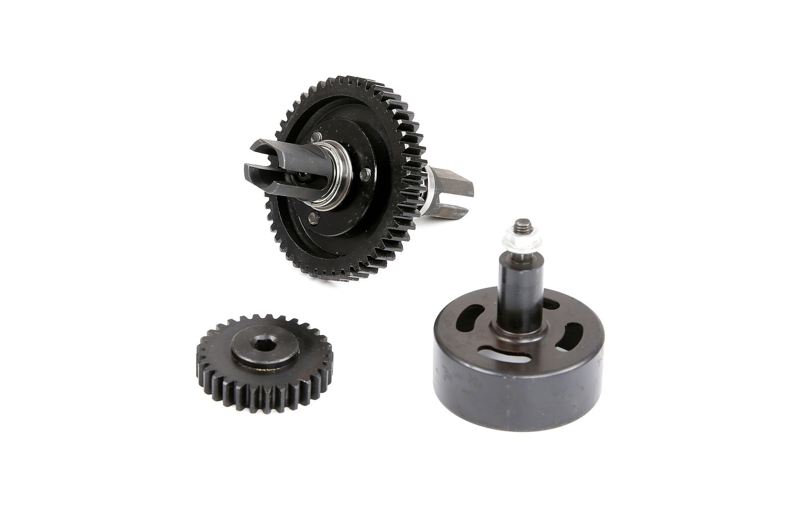 Metal gear 29T 48T with Clutch Bell kit for Losi 5ive T