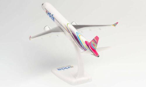 HERPA  612524 ARKIA ISRAELI AIRLINES AIRBUS A321LR 1:200