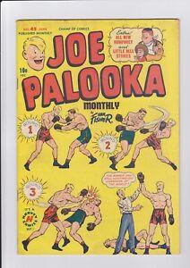 Joe-Palooka-45-June-1950-Harvey-Comics-VG