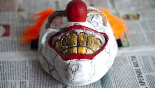 Sweet Tooth mask Twisted Metal Clown game mask Needles Kane mask Clown Halloween