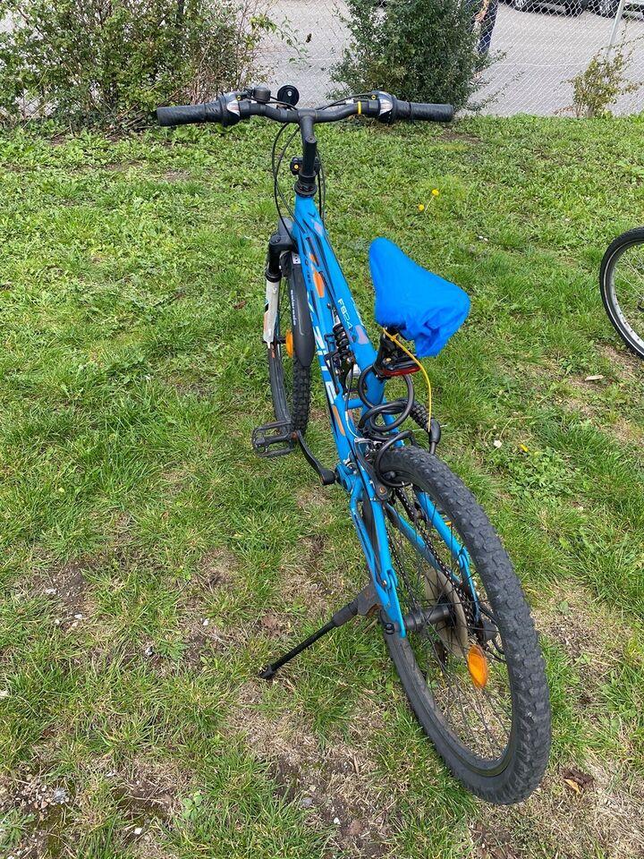 X-zite, anden mountainbike, 24 tommer