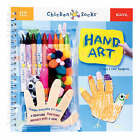 Hand Art: A Trace and Colour Handbook by Editors of Klutz (Mixed media product, 2005)