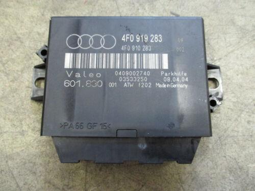 Steuergerät Einparkhilfe Audi A6 4F PDC Parkhilfe 4F0919283